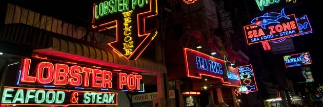 Advantages & Disadvantages of Staying near Walking Street in Pattaya
