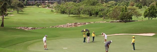 Best 18 holes in Pattaya