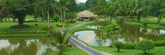 Bangpra Golf Course