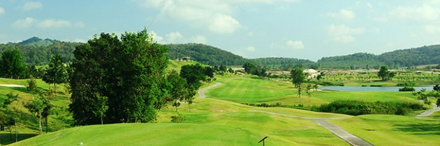 Recent golf course conditions in Pattaya