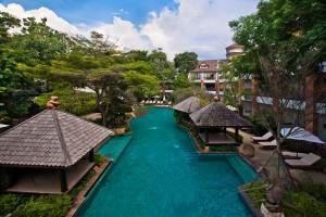 Woodlands Hotel & Resort Pattaya - Swimming Pool